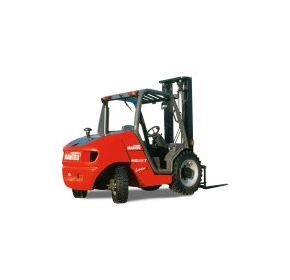 Semi-industrial 2 to 5 t Masted fork-lift truck