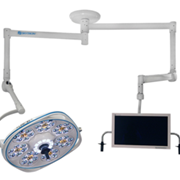 Surgical Lighting I 30 Inch LED Monitor Arm | Aurora Series