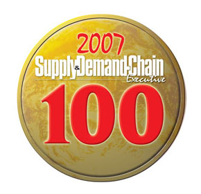 B&G recognized in Supply & Demand Chain Executive