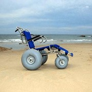 Sandcruiser Beach Manual Wheelchair