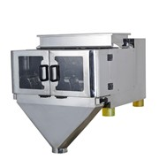 OPTIMA OP-P4H30 Four Head Linear Weigher Weigh Hopper Capacity 3L Each
