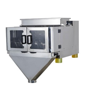 OP-P4H30 Four Head Linear Weigher Weigh Hopper Capacity 3L Each