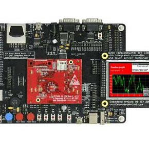 Keil MCB2460 Evaluation Board