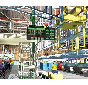 PLMA announce the immediate availability of the Plant Simulation suite of digital manufacturing software solutions from Siemens PLM