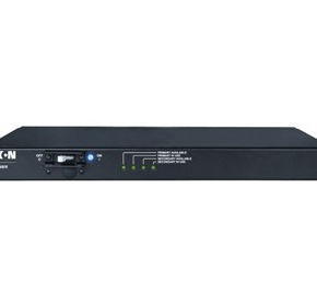 Eaton launches Powerware Rack Mounted ATS