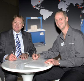 MOSCA and MAN Ferrostaal Partner Up at PacPrint