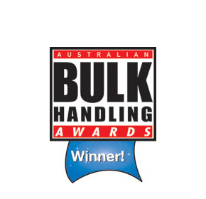 Australian Bulk Handling Awards - Most Innovative Product Award - 2008