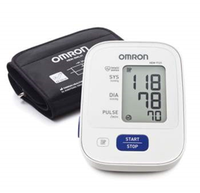 Standard Upper Arm Blood Pressure Monitor | HEM7121 | Omron