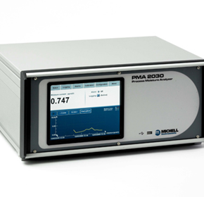 New Advanced Quartz Crystal Microbalance Trace Moisture Analyser Available From Michell Instruments