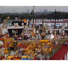 2009 India's fifth Construction Machinery and Technology Fair (EXCON 2009)