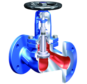 New ARI bellows sealed Globe Valve available through Pressure and Safety Systems