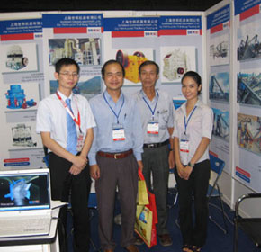 Welcome to our booth on The 8th China MAC Fair-VN