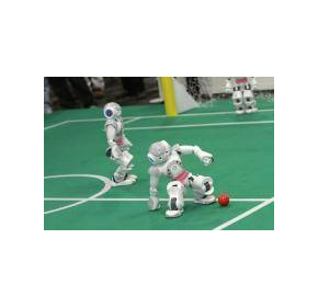 Germany wins the Robot Football World Cup with maxon