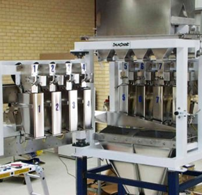 Accuweigh's Budpak exports a linear weigher to MYS