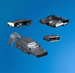 Micro-USB Interconnects save space and accelerate data transfer