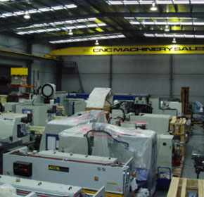 CNC Machinery Sales Australia celebrating over 20 years of service