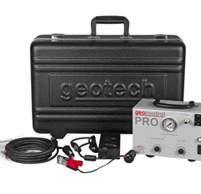 Geotech Geocontrol PRO is now 50% more efficient