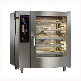 10-Tray Electric Combi Steamer Oven | GVCC1011