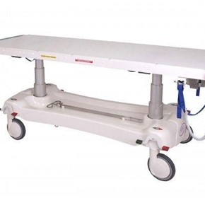 Emergency Trolleys | Contour Heli-Transfer