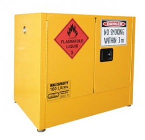 100L Flammable Liquids Storage Cabinet