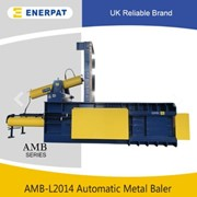 Automatic Scrap Metal Baler | AMB-L2017