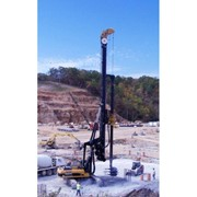 Pile Driving Equipment | Delmag Drilling Rigs