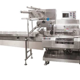 Horizontal Flow Wrappers | Box Motion Servo Control CPM-8000