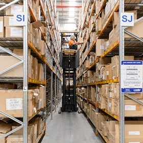 Narrow Aisle/Very Narrow Aisle (VNA) Pallet Racking