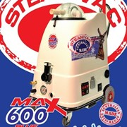 STEAMVAC | Steam Cleaner | MAX 600 PLUS SIZZLER
