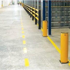 Polymer Safety Bollards