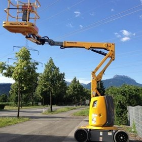 Articulated Boom Lift | Haulotte HA 12 CJ+
