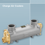 Air Cooled Heat Exchangers - Charge Air Cooler