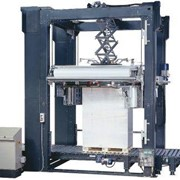 Ring Pallet Wrapper | Fully Automatic