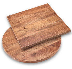 Solid Acacia Wood Table Top | Acacia Timber Top