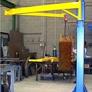 Articulated Jib Crane