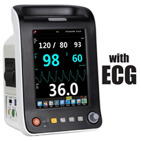 Northern Meditec Taurus E Plus Patient Monitor with ECG