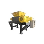 Reliable Bulky Waste Two Shaft Shredder