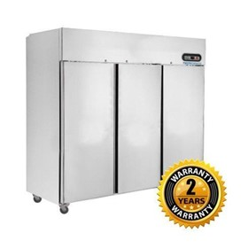 Three Solid Door Upright Freezer – SUF1500