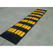 Speed Hump | Rubber 900mm