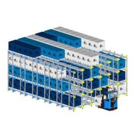 APC Satellite Pallet Racking