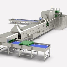 Logistics Systems | Washing of production and packaging equipment