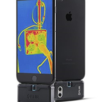 Thermal Imaging Camera Attachment for iOS and Android - FLIR ONE® PRO