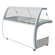 575L Ice Cream Display Freezer with Canopy SD575S2