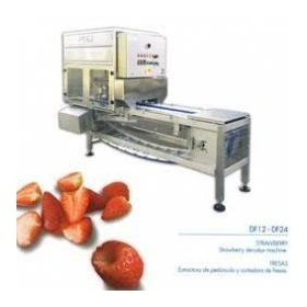 Fruit Processing Machine | PND Strawberry De-Calyx