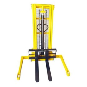 Straddle Leg Stacker- 3m Lift/1000kg Capacity