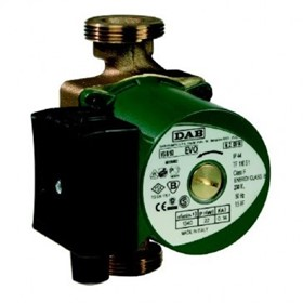 Bronze Domestic Hot Water Circulator Pump - DAB Dab-Vs65-150