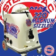 STEAMVAC | Steam Cleaner | MAX 220 SIZZLER