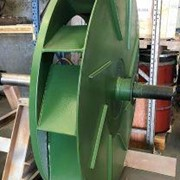 Avweld Industrial Fans Wear Prevention Solutions