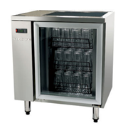 Glass Door Remote Display Chiller | GC110r