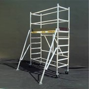 Compact Folding Scaffold | FOLDSCAF + Extension Pack
